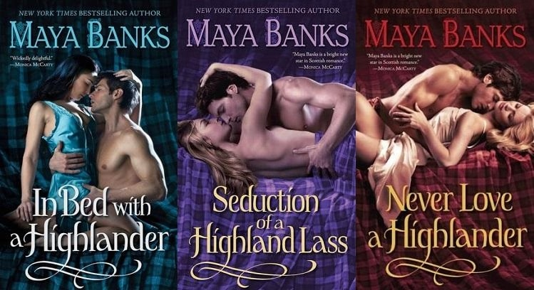 McCabe Trilogy by Maya Banks
