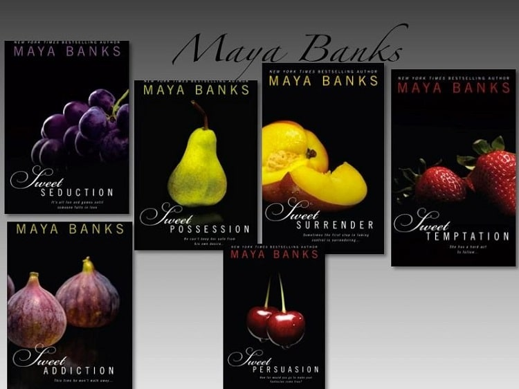 Sweet Series by Maya Banks
