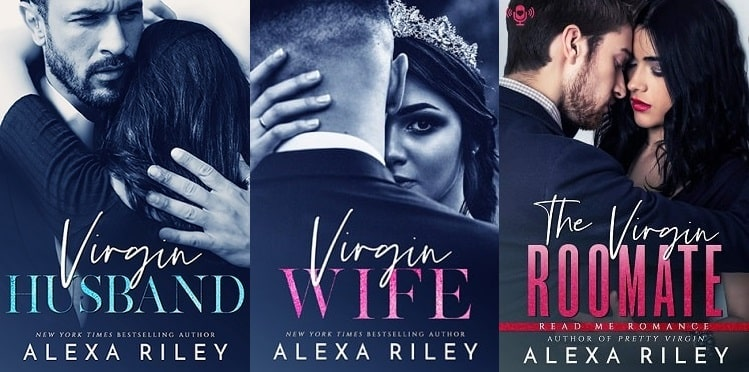 Virgin Marriage Series By Alexa Riley