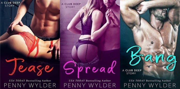 Club Deep Series by Penny Wylder