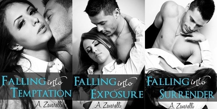 Falling Series By A. Zavarelli