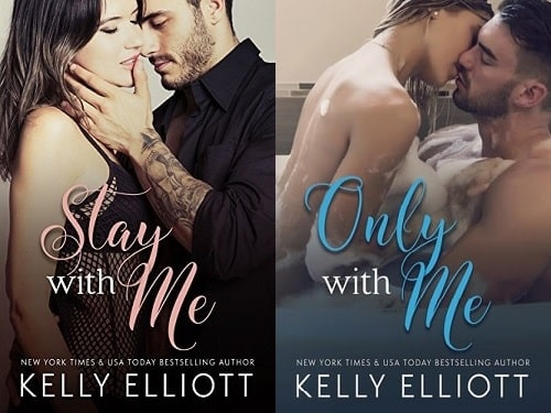 With Me Series By Kelly Elliott