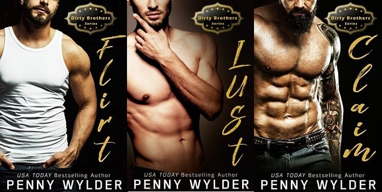 Dirty Brothers Series By Penny Wylder