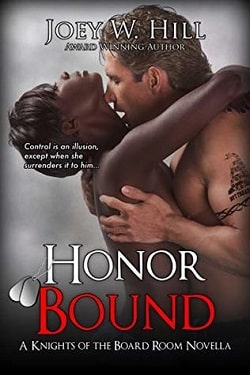 Honor Bound (Knights of the Board Room 3) by Joey W. Hill