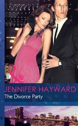 The Divorce Party by Jennifer Hayward