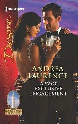 A Very Exclusive Engagement by Andrea Laurence.jpg