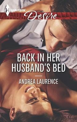 Back in Her Husband's Bed by Andrea Laurence.jpg