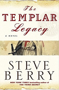 The Templar Legacy (Cotton Malone 1) by Steve Berry.jpg