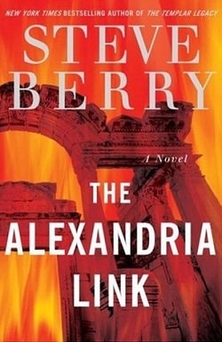 The Alexandria Link (Cotton Malone 2) by Steve Berry.jpg