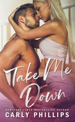 Take Me Down (Knight Brothers 2) by Carly Phillips.jpg