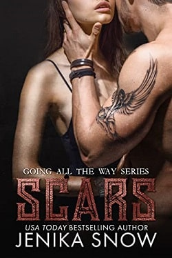 Scars (Going All the Way 3) by Jenika Snow