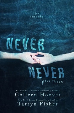 Never Never: Part Three (Never Never 3) by Colleen Hoover