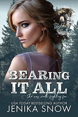 BEARing it All (Wylde Brothers 3) by Jenika Snow