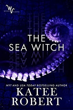 The Sea Witch (Wicked Villains 5) by Katee Robert