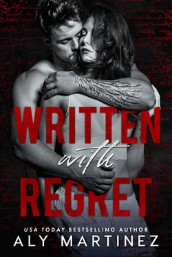 Written with Regret (The Regret Duet 1) by Aly Martinez