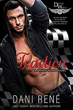 Traction (The Driven World) by Jordan Marie