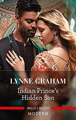 Indian Prince's Hidden Son by Lynne Graham
