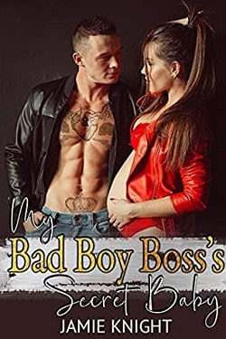 My Bad Boy Boss's Secret Baby by Jamie Knight