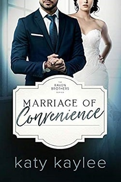 Marriage of Convenience (The Raven Brothers 1) by Katy Kaylee