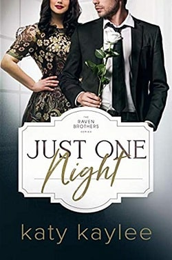 Just One Night (The Raven Brothers 4) by Katy Kaylee