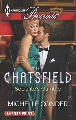 Socialite's Gamble by Michelle Conder