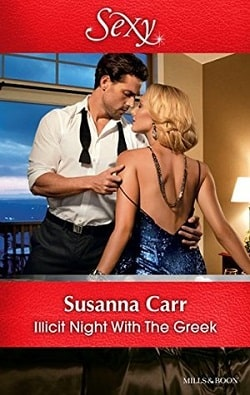 Illicit Night with the Greek by Susanna Carr