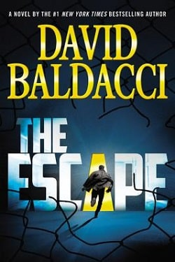 The Escape (John Puller 3) by David Baldacci
