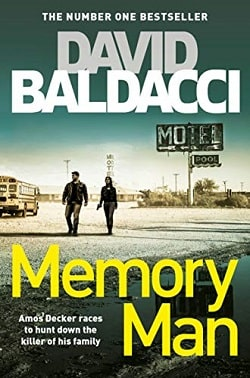 Memory Man (Amos Decker 1) by David Baldacci