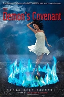 The Demon's Covenant (The Demon's Lexicon 2) by Sarah Rees Brennan