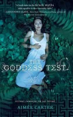 The Goddess Test (Goddess Test 1) by Aimee Carter