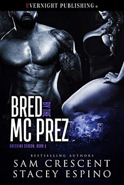 Bred by the MC Prez - Breeding Season by Sam Crescent, Stacey Espino