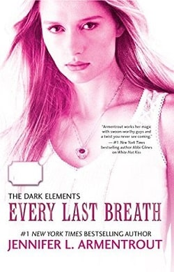 Every Last Breath (The Dark Elements 3) by Jennifer L. Armentrout