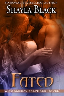 Fated (Doomsday Brethren 2) by Shayla Black