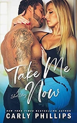 Take Me Now (The Knight Brothers 3.5) by Carly Phillips