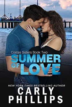 Summer of Love (Costas Sisters 2) by Carly Phillips