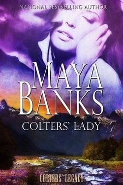 Colters Lady (Colters Legacy 2) by Maya Banks