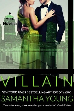 Villain (Hero 1.50) by Samantha Young