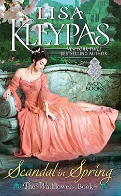 Scandal in Spring (Wallflowers 4) by Lisa Kleypas
