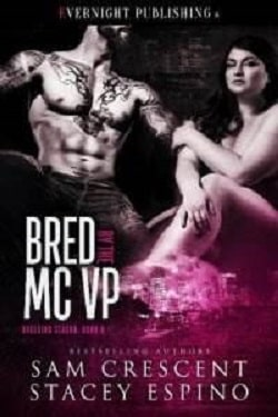 Bred by the MC VP by Sam Crescent, Stacey Espino