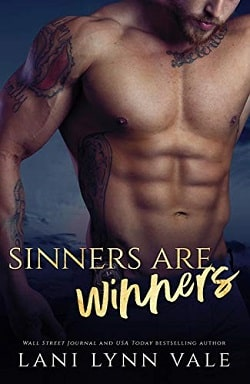 Sinners are Winners (KPD Motorcycle Patrol 5) by Lani Lynn Vale