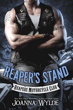 Reaper's Stand (Reapers MC 4) by Joanna Wylde