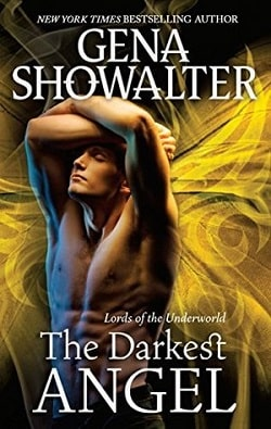 The Darkest Angel (Lords of the Underworld 4.5) by Gena Showalter