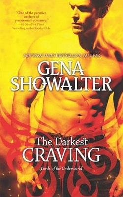 The Darkest Craving (Lords of the Underworld 10) by Gena Showalter