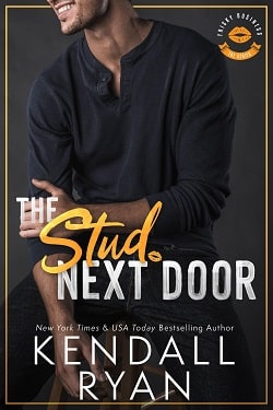 The Stud Next Door (Frisky Business 3) by Kendall Ryan