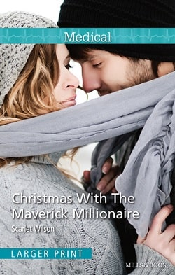 Christmas with the Maverick Millionaire by Scarlet Wilson
