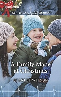 A Family Made at Christmas by Scarlet Wilson