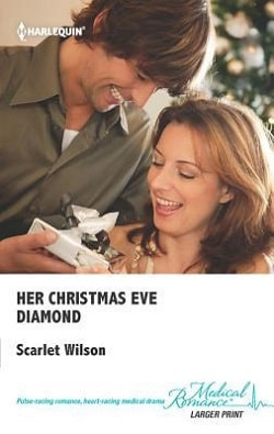 Her Christmas Eve Diamond by Scarlet Wilson