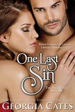 One Last Sin (The Sin Trilogy 3) by Georgia Cates