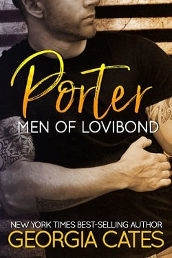 Porter (Men of Lovibond 3) by Georgia Cates