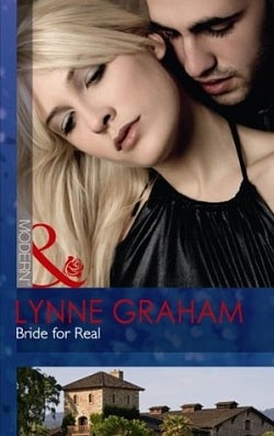 Bride for Real (The Volakis Vow 2) by Lynne Graham